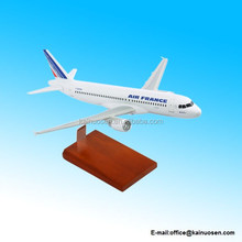 A320 Air France Resin Model Plane Model Plane Toy