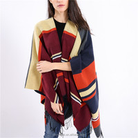 wool scarf fashion scarf factory china(SWTMD2848)