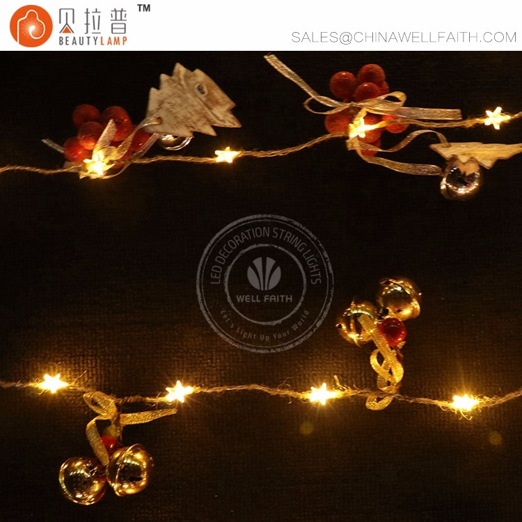 2017 Best Selling Products Fancy String Lights for Decoration