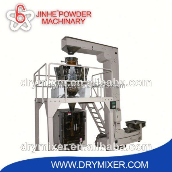JINTAI nuts combiner measuring packaging machine