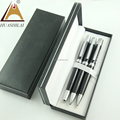Automatic pencil ballpoint and fountain pen 3pcs top grade gift set packing