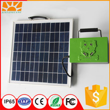 China manufacturer dual usb portable solar panel