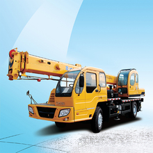 XCMG official QY12B.5I spider crane price of mobile crane