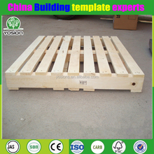 Cheap price Euro size stackable wood pallet / wooden pallet