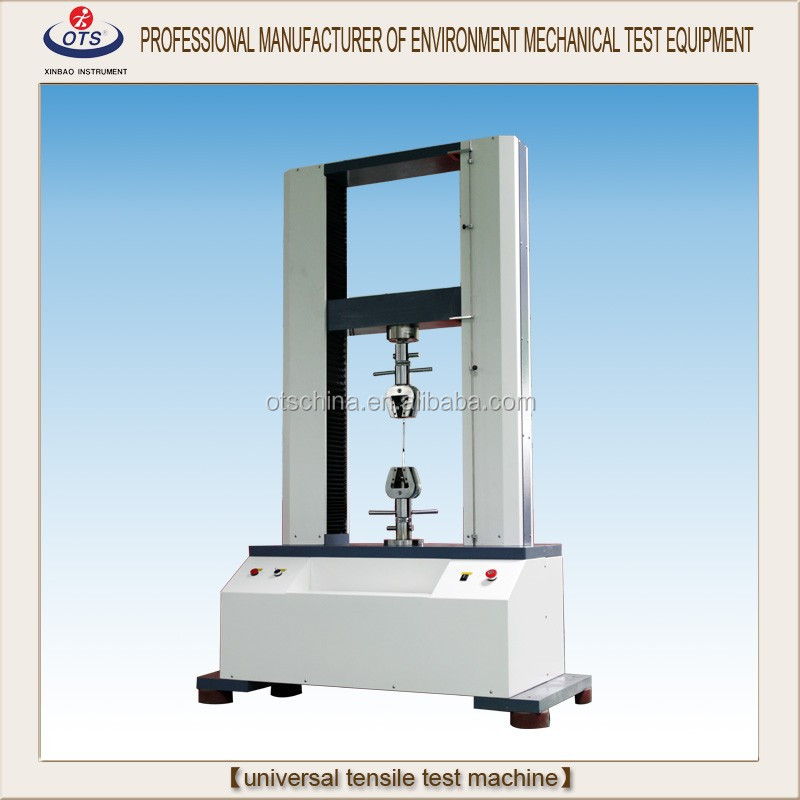 Spring Electronic power Tensile measuring apparatus & universal testing machine and compression test equipment