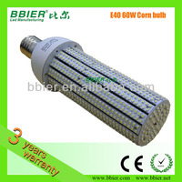 Bbier 360 degree 60w led corn light with MONITOR DE ELECTRICIDAD