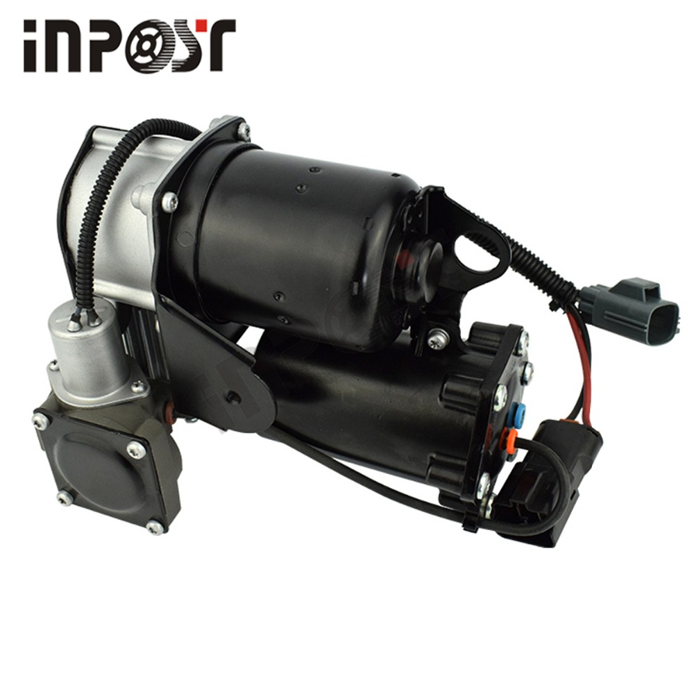 Air Suspension Compressor For LAND ROVER LR3 LR4 2006-2013 LR023964 LR061663