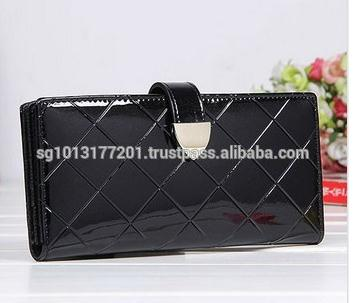 Hot sale high quality Trendy Style Leather Ladies Purse