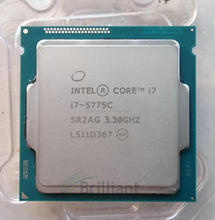 Intel Core i7-5775C Processor (6M Cache, up to 3.70 GHz) LGA1150