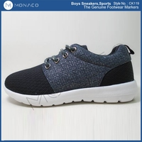 best selling cheap boys light comfortable sport shoes, boys sneaker footwear