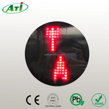 humidity temperature 7 segment led clock display, A.O.SMITH vendor