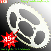 good performance motorcycle driven sprocket,professional custom motorcross sprockets,forging material of chain sprocket