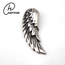 Custom Stainless Steel Angel Wing Pendant Charms Wholesale