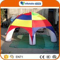 Good price hot sale inflatable dome tent inflatable arch tent for advertising