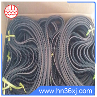 Automobile oil-resistance rubber transmission timing v belt