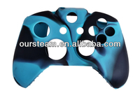camouflage protective case for xbox one,rubber cover for xboxone controller