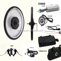 free shipping,48V1000W front wheel ebike conversion kit