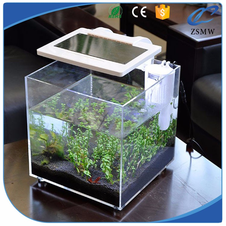 Maxware mini fish tank 25*25*25cm aquarium tank acrylic parts