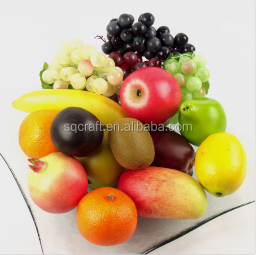 OEM Wholesale Artificial Fruit For Decoration Present Gifts