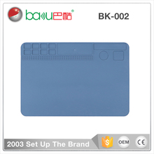 BK-002 Wholesale High quality non-slip protection video electronic repair microscope work mat