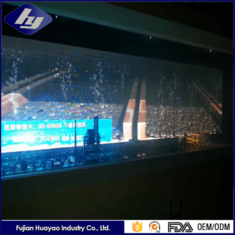 China Professional Switchable Self-Adhesive Private Smart Projection Film