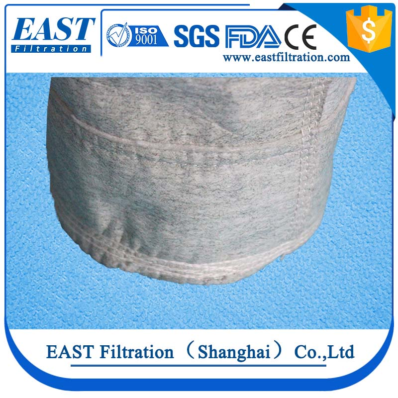 Customized dust collector filter bag