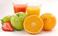 Fruit Juice Concentrate, Fresh Fruit