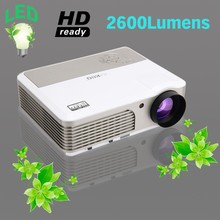 Support 1080p 3d projector,high brightness 2500lumens led&laser projector,office school best option led projector