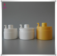 25ml 35ml 50ml plastic PP cosmetics cream empty jar