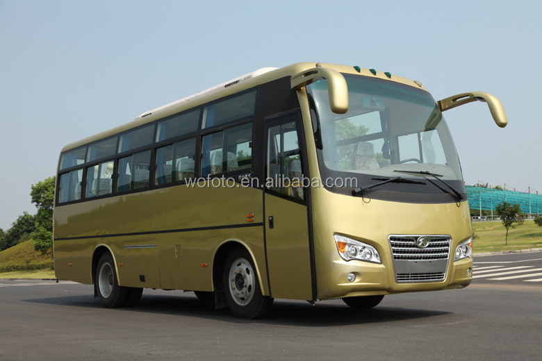30 Seats 8 Meter New Electric Passenger Bus