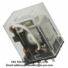 LY2-0-DC24V Relay 8-pin Welding feet/pointy feet relay 10A 24VDC