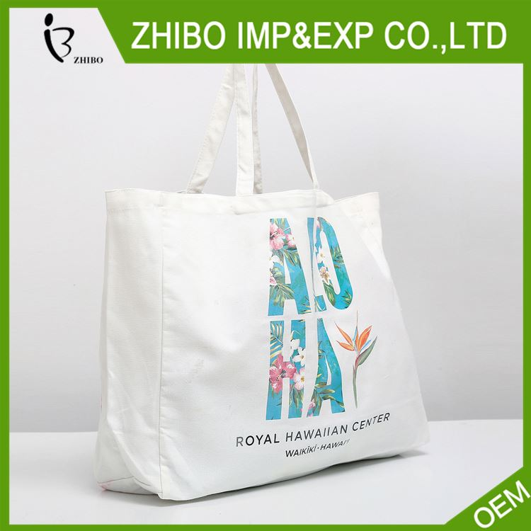Hot sale unique design cotton tote bag cotton bag from manufacturer