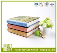 custom softcover printing art book