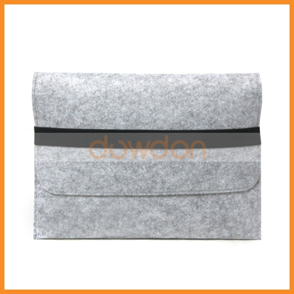 11 13 15 inch Wool Felt Inner Notebook Laptop Sleeve Bag Case Carrying Handle Bag For Macbook Air Pro Retina