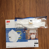 3M 9332 Aura Dust Face Mask