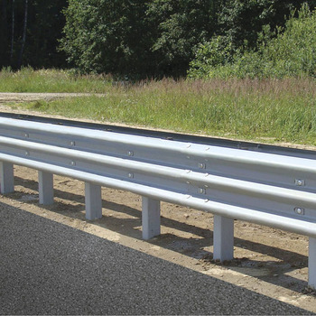 2017 High quality standard size w beam highway prices for guardrail for sale