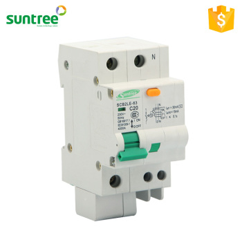 4 Pole Residual Current Device RCD Manufacturer Wholesale