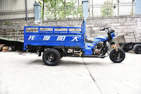 dayang brand Chinese 200cc metal semi-cabin carriage tricycle pocket bikes for sale