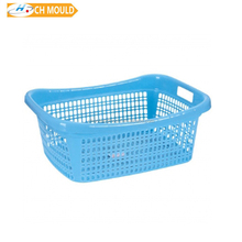 durable household goods plastic crate mold