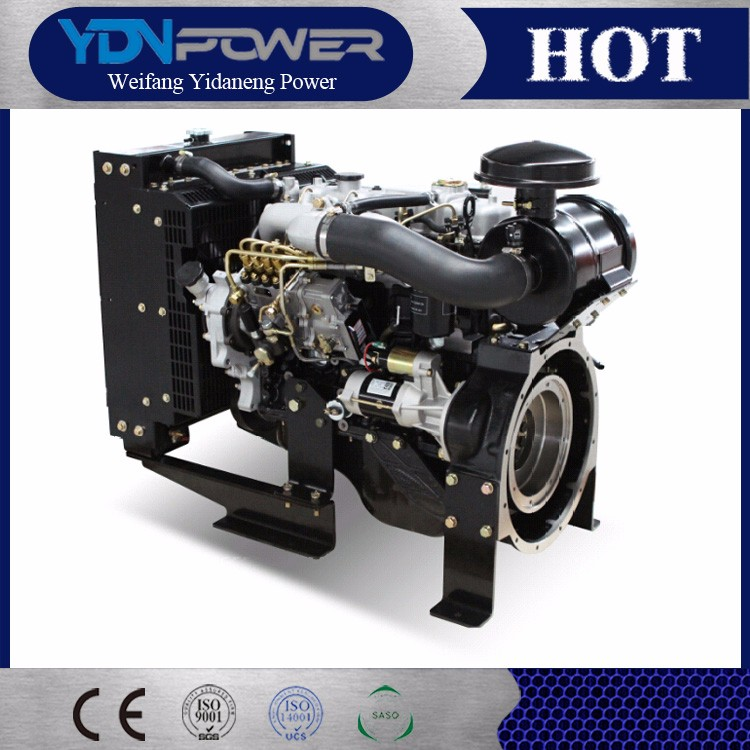 Yidaneng Forward 62kw generator 4-cylinder diesel engine for sale