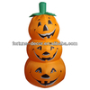 180cm Halloween inflatable three pumpkins