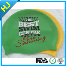 Free Sample Silicone Swim Caps
