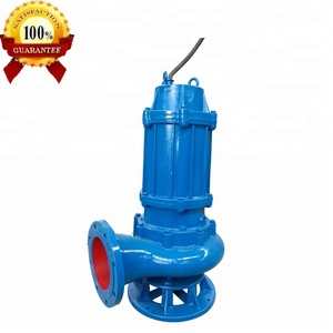 Centrifugal 22kw Electric High Pressure Submersible Non Clogging Dirty Water Drain Suction Sump Pump 1000 gpm