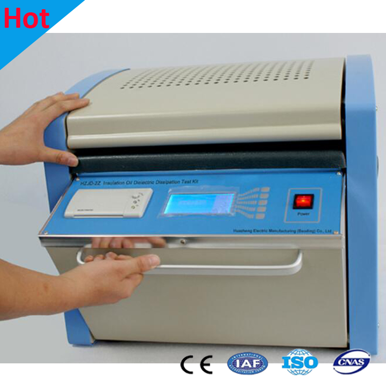 Fully Automatic Tan Delta Automatic Dielectric Loss Test Device