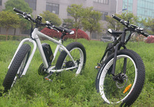 china factory price alloy electric bike bicycle 26*4.0 kenda fat tire e-bike and 36v samsung battery A380P