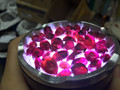 High Quality Natural Garnet Rough 5-6/6-8/8 plus