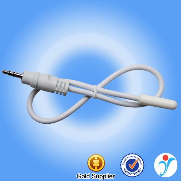 Highly Waterproof Plastic Detector Sensor DS18B20 Probe
