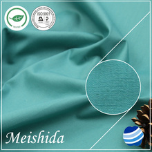 98% cotton 2% elastane twill solid dyeing fabric price wholesale mill