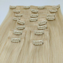 Newest Styles White Snap Clip In Hair Extension With Wholesale Price