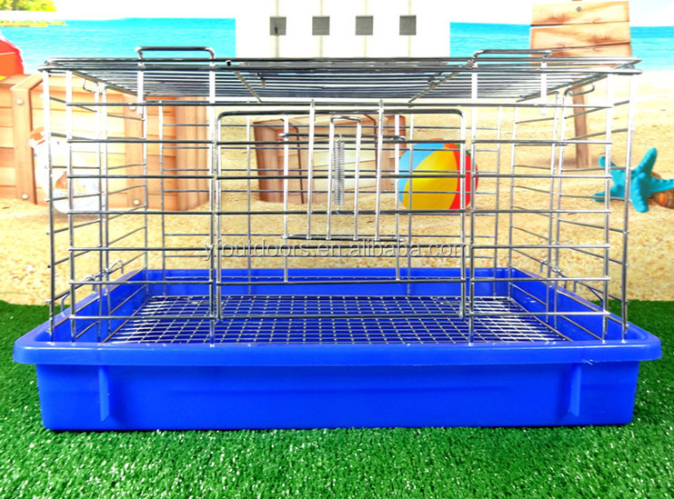 Good quality new style foldable dog cage lock